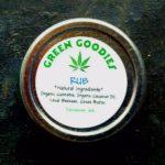 Cannabis rub